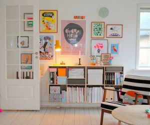 apartment and girly image