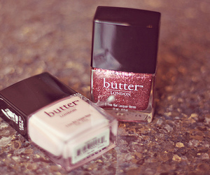 butter, butter london, and nail polish image