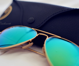 blue, gold, and green image
