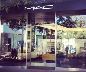 mac, makeup, and shop image