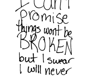 love, broken, and sleeping with sirens image