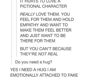 fictional, divergent, and love image