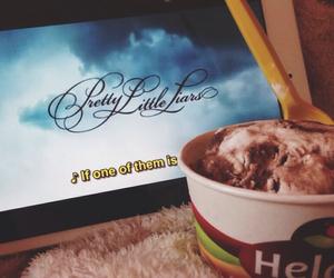 ice cream, paradise, and tv image