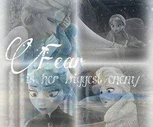 fear, frozen, and Queen image