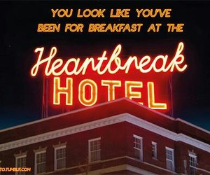 arctic monkeys, heartbreak, and hotel image