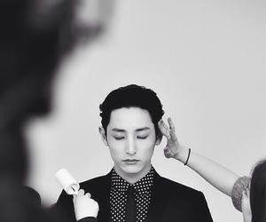 fashion, lee soo hyuk, and model image
