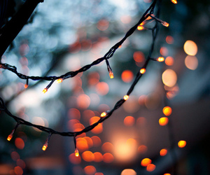 light, christmas, and winter image