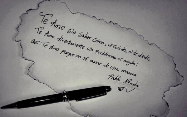 Frase Pablo Neruda Shared By Brisa On We Heart It