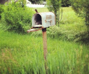 awesome, mailbox, and rust image