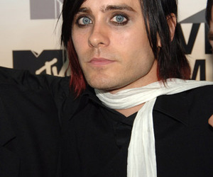 dark, jared leto, and blue eyes image