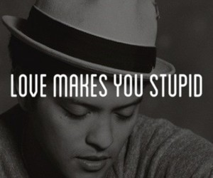 bruno mars, love, and quote image