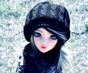 doll, beautiful, and bjd image