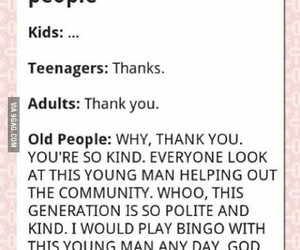 funny, Adult, and kids image