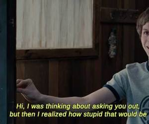 quote, scott pilgrim, and stupid image