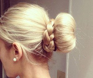 blonde, fancy, and fashion image