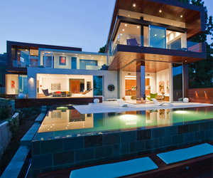 architecture, contemporary, and house image