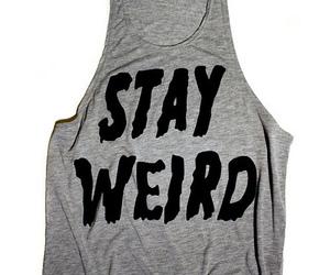 weird and shirt image