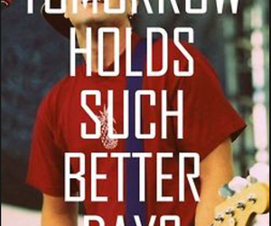 blink182, tomorrow, and cool image