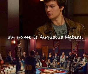 augustus, beautiful, and support group image