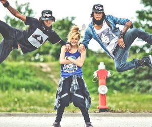 chachi gonzales, chachi, and les twins image