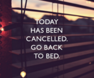 bed, today, and quote image