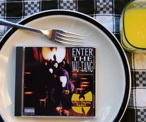 cd, real hip hop, and wu tang clan image