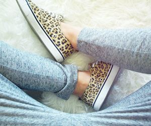 cheetah, H&M, and leopard image