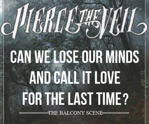 ptv, pierce the veil, and love image
