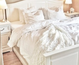 bedroom and love image
