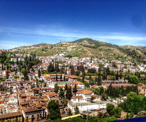 beauty, Granada, and spain image