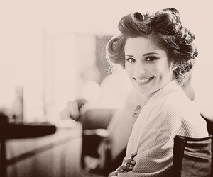 behind the scene, dimples, and cheryl cole image