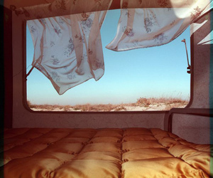 summer, window, and travel image