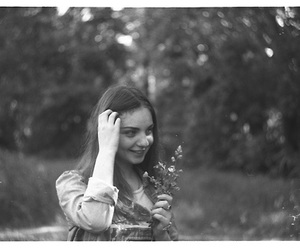 film, zenit, and flowers image