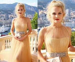 Jennifer Morrison, captain swan, and once upon a time image