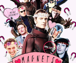 love, xmen, and michael fassbender image