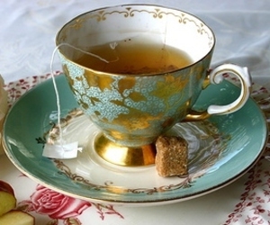 tea and delicious image