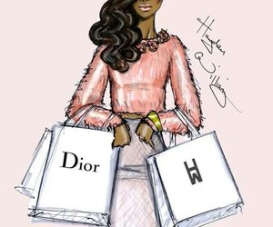 fashion, dior, and hayden williams image