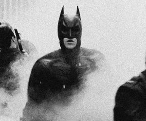 batman, black and white, and black image