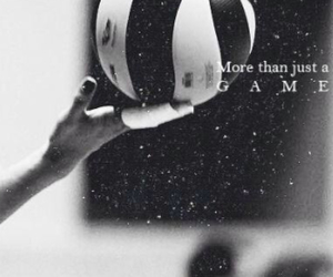 volleyball, life, and game image