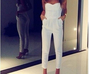 fashion, white, and style cool image
