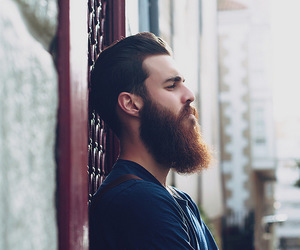 alternative, beard, and male image