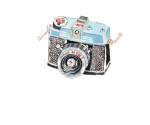camera, cute, and png image
