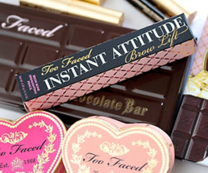 too faced, girly, and inspo image