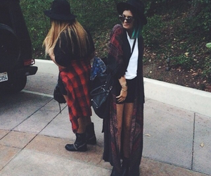 kylie jenner and grunge image