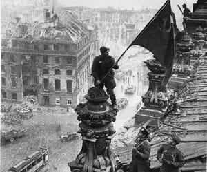 russia and world war ii image