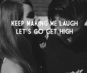 lana del rey, born to die, and laugh image