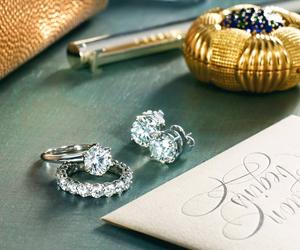 rings and diamonds image
