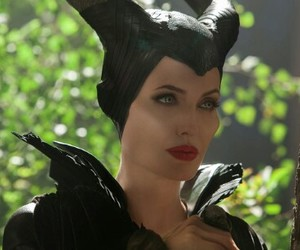 fear, movie, and maleficent image