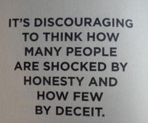 honesty, quote, and text image