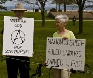 anarchy and government image
